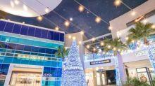 8米雪花聖誕樹 X 6米大企鵝 雙聖誕城浪漫點燈