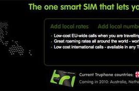 Truphone's Local Anywhere SIM gives you a local number anywhere, as long as 'anywhere' is the US or UK
