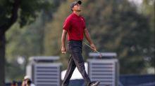 Tiger falls agonisingly short at US PGA