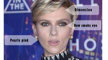 Scarlett Johansson's Smoky Eye Is Instagram Galaxy Makeup in Real Life