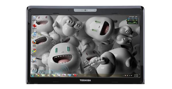 Toshiba planning trio of tablets for CES: one each for Android, Chrome OS and Windows 7