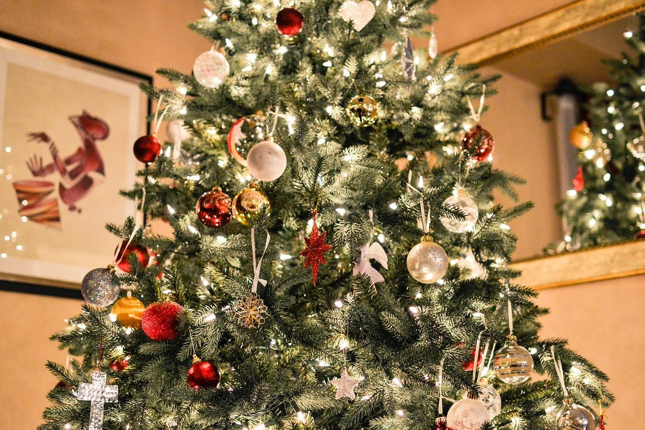 Albero Di Natale Yahoo.L Albero Perfetto Per Festeggiare In Famiglia