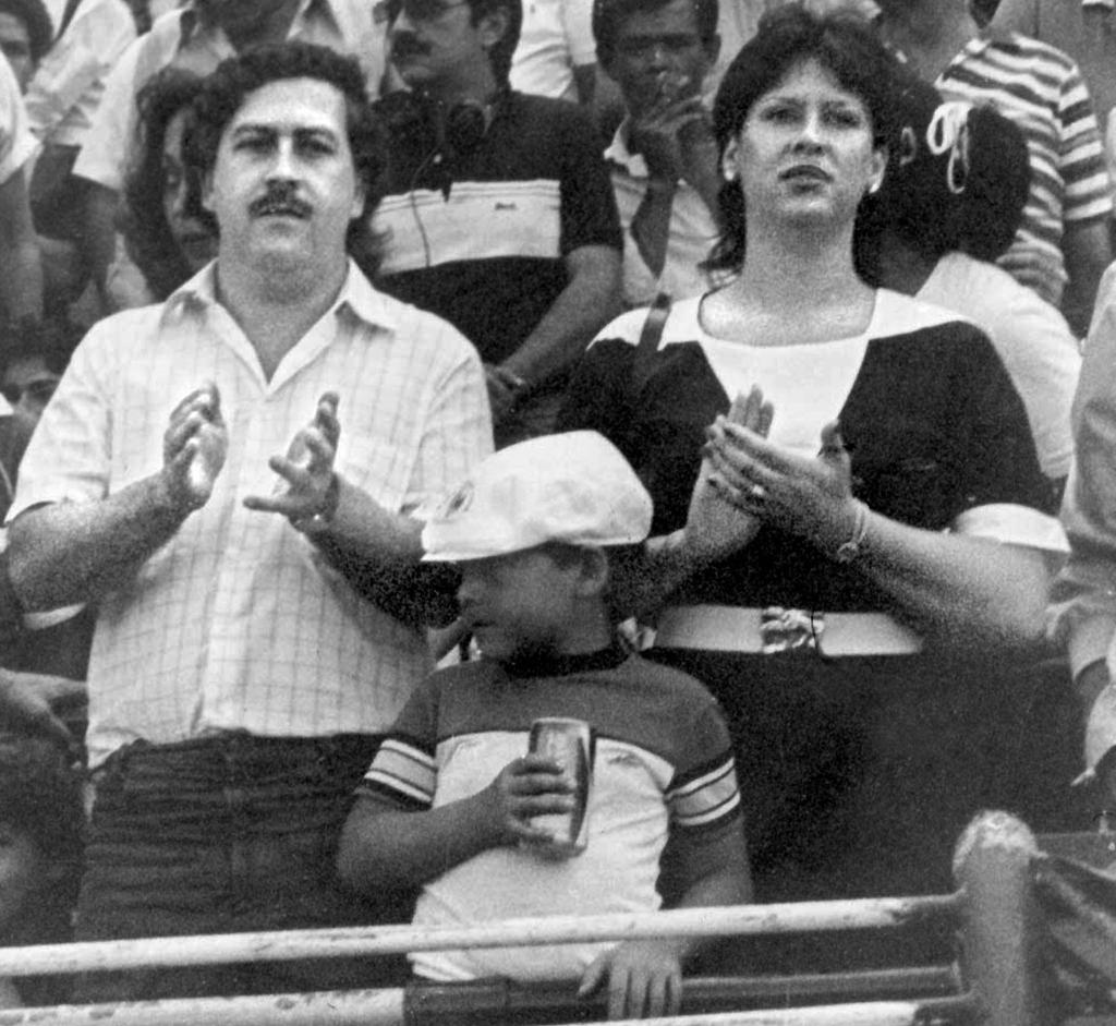 Pablo Escobars Widow And Son Face Money Laundering Probe