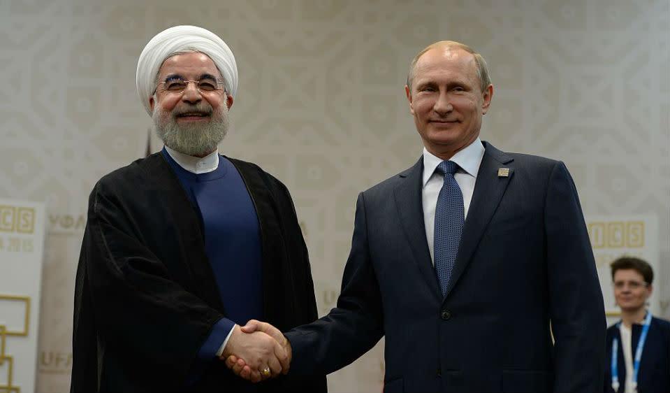 Vladimir Putin and the Shiite Axis