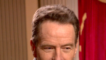 Bryan Cranston says Obamacare is fantastic