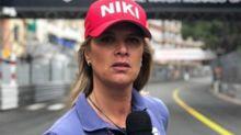 Mariana Becker se emociona ao lembrar estreia na TV Globo