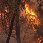 California wildfires: Rain to bring relief, but could hinder search efforts