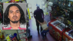Convenience Store Clerk Dragged Out of Store in Suspected Kidnapping in Front of Bystanders