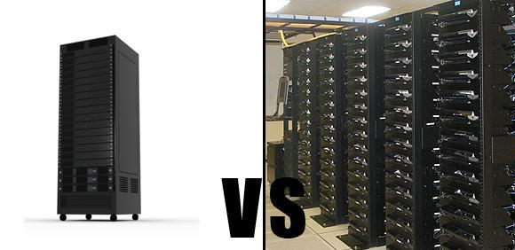 The Daily Grind: One server vs. many servers