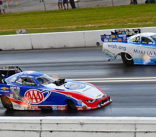 The Man Who (Practically) Owns NHRA Top Fuel and Funny Car