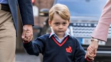 Prince George might be getting sent away to boarding school