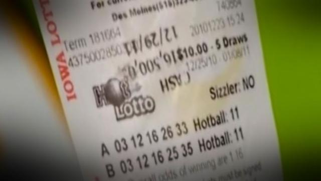 Unclaimed Iowa Lotto Probe Veers to Canada, Texas