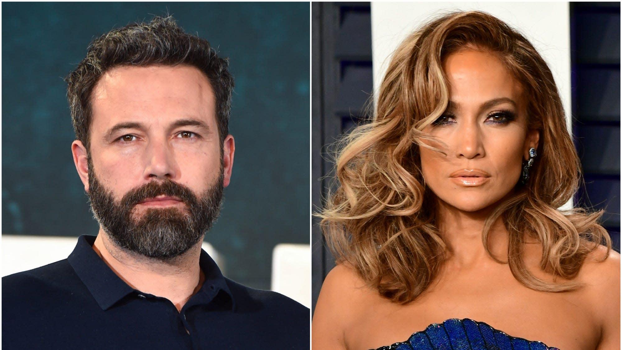Ben Affleck praises ex Jennifer Lopez 17 years after their split