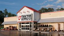 Tractor Supply Rolls With A Higher RS Rating