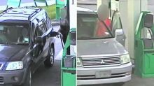 'Not the brightest thing': Petrol station owners' message to suspected fuel thieves