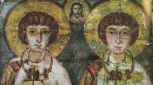 Los santos católicos que se cree fueron una pareja gay