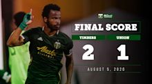 Vamos! Portland Timbers advance to the MLS is Back Tournament Final