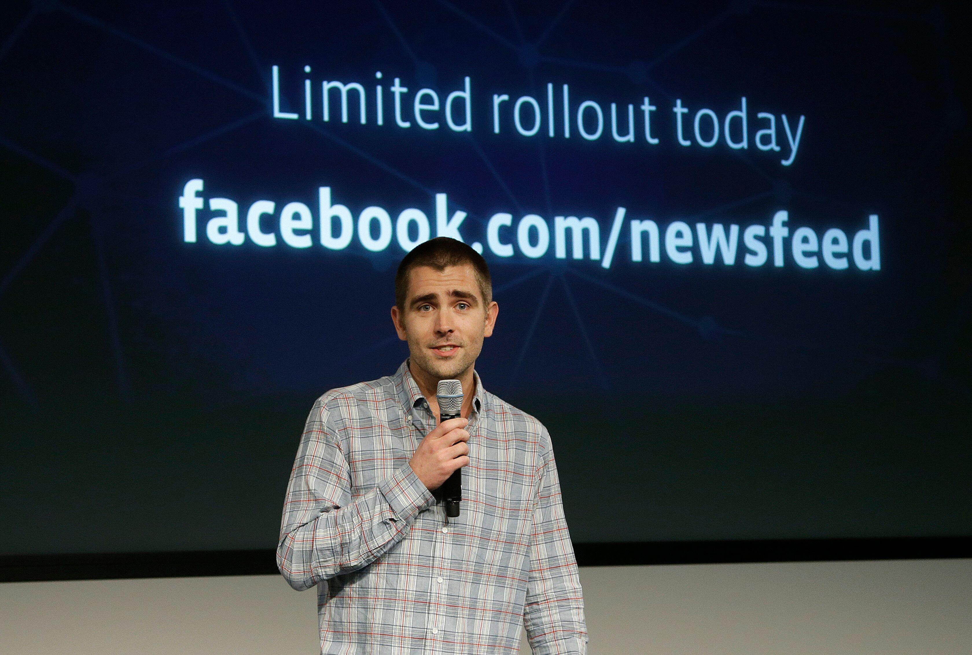 Facebook's Chris Cox was more than just the world's most powerful chief product officer
