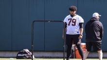 Bengals rookie minicamp provides glimpse of plans for remade offensive line