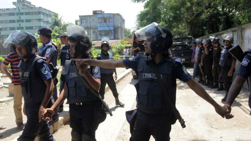 Bangladesh police kill suspected cafe attack mastermind
