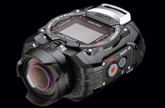 Ricoh's WG-M1 is an action camera from the people that make Pentax