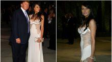 Los peores looks de Melania Trump antes de ser primera dama