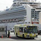 Passengers start leaving Diamond Princess