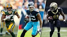 Ranking most overrated, underrated and safest picks in Rounds 1-3 of fantasy football drafts
