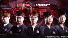 Reminder: KT Rolster's League of Legends team is streaming on AfreecaTV starting tomorrow morning