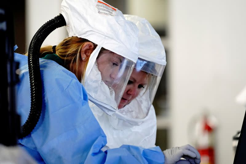 U.S. breaks daily record for coronavirus cases with over 91,000 new infections
