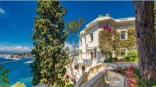 FOTOS | Venden la espectacular mansión de Sean Connery en la Riviera Francesa