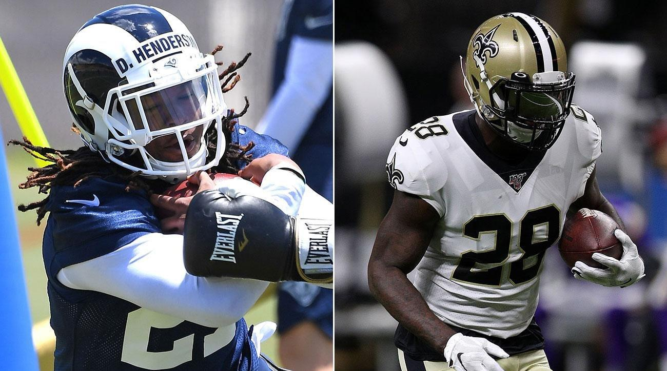 12 Running Backs Who Have Fantasy Value As Handcuffs In 2019