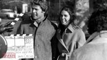 'Love Story' Reunion: Ryan O'Neal, Ali MacGraw Say Movie's Most Famous Line Is a 'Crock'