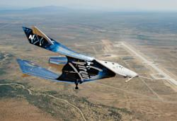 Virgin Galactic delays space tourism flights to early 2022