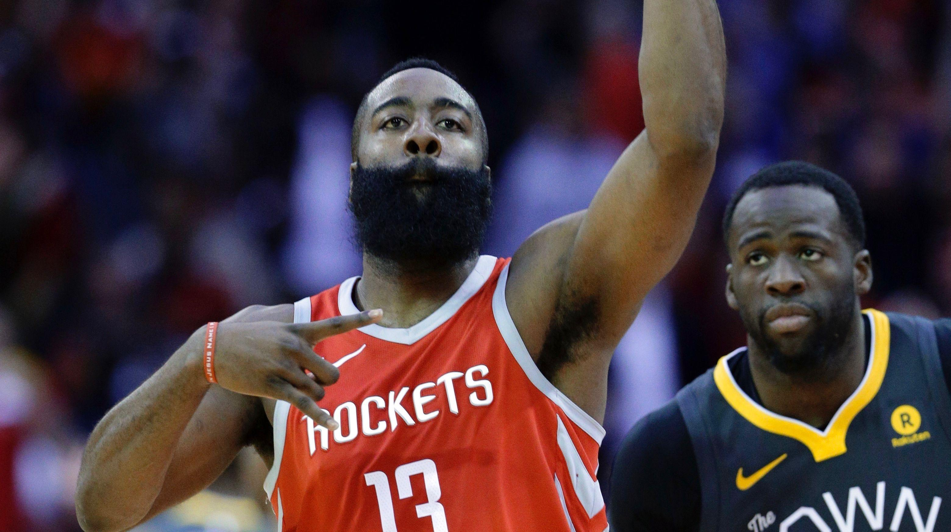 Rockets-Warriors continues to entertain ...