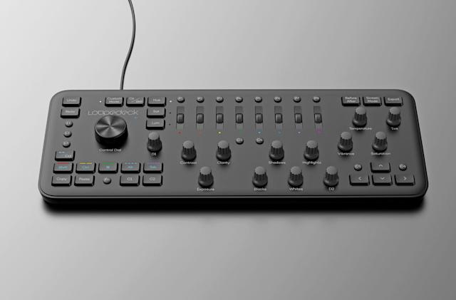 Loupedeck makes welcome improvements to its photo-editing controller