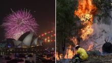'Get our priorities right': Thousands call for Sydney's NYE fireworks to be cancelled amid bushfires