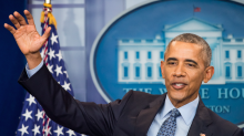 Barack Obama's first retrospective approval ratings reveal most Americans think he did a good job