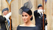 Meghan Markle's greatest hairstyles to date, from messy buns to glossy waves