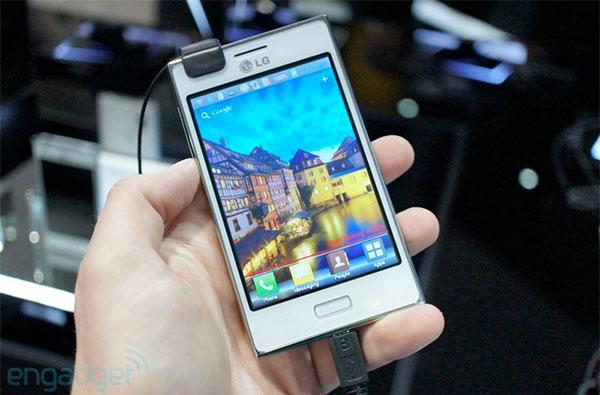 LG Optimus L5 to complete the L-style ensemble later this month