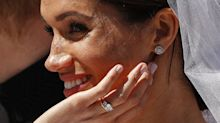 Check Out Meghan Markle's Wedding Manicure