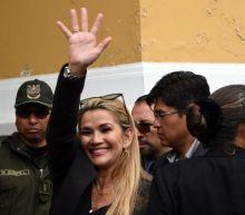 Bolivian senator declares herself president in Evo Morales' absence