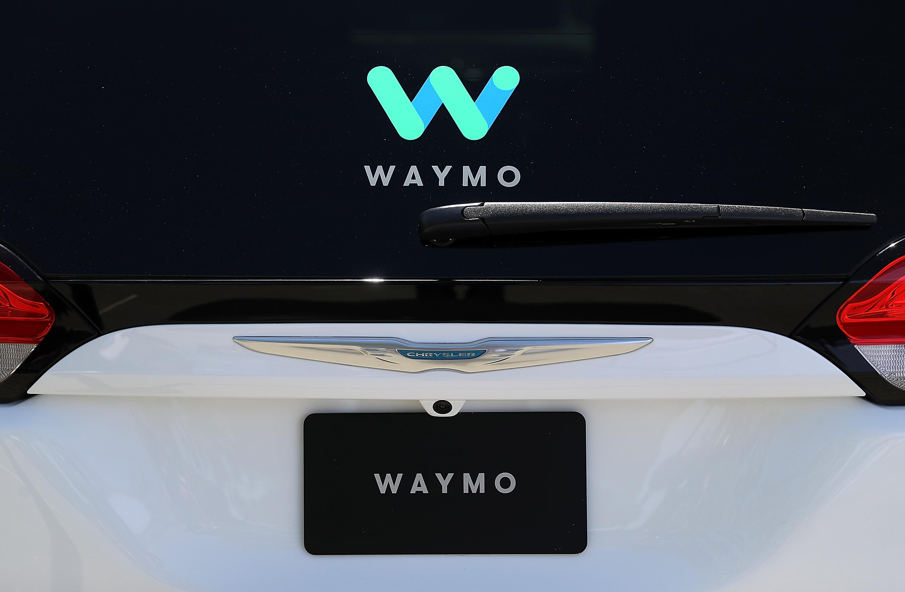 waymo partners with walmart autonation and avis video. Black Bedroom Furniture Sets. Home Design Ideas