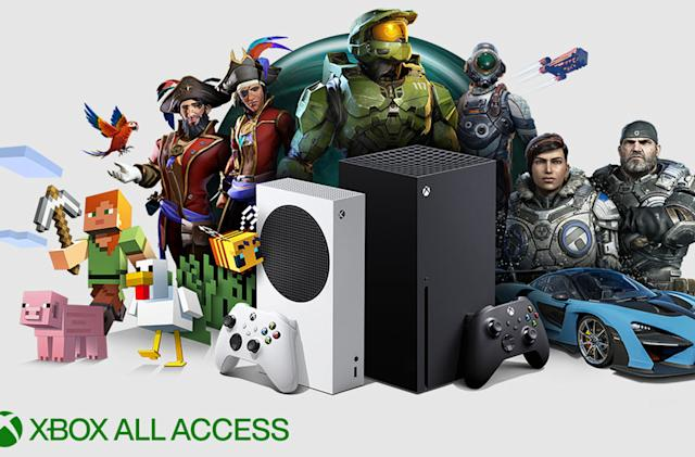 The Xbox Series S and X will be available on monthly payment plans