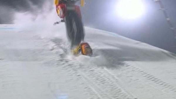 Winter X Games snowmobiler dies after Colo. crash
