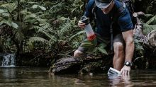 Drink water anywhere using this innovative water bottle