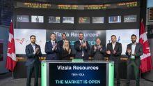 Vizsla Resources Corp. Opens the Market