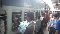 Think before buying water bottles at Allahabad Rail station