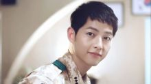 Descendants of the Sun's Song Joong-ki is coming to Singapore on 8 August