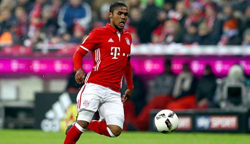 Bundesliga: Douglas Costa: Comeback in zehn Tagen?
